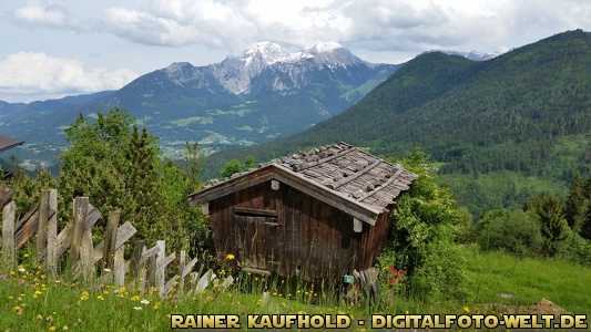 In der Ramsau